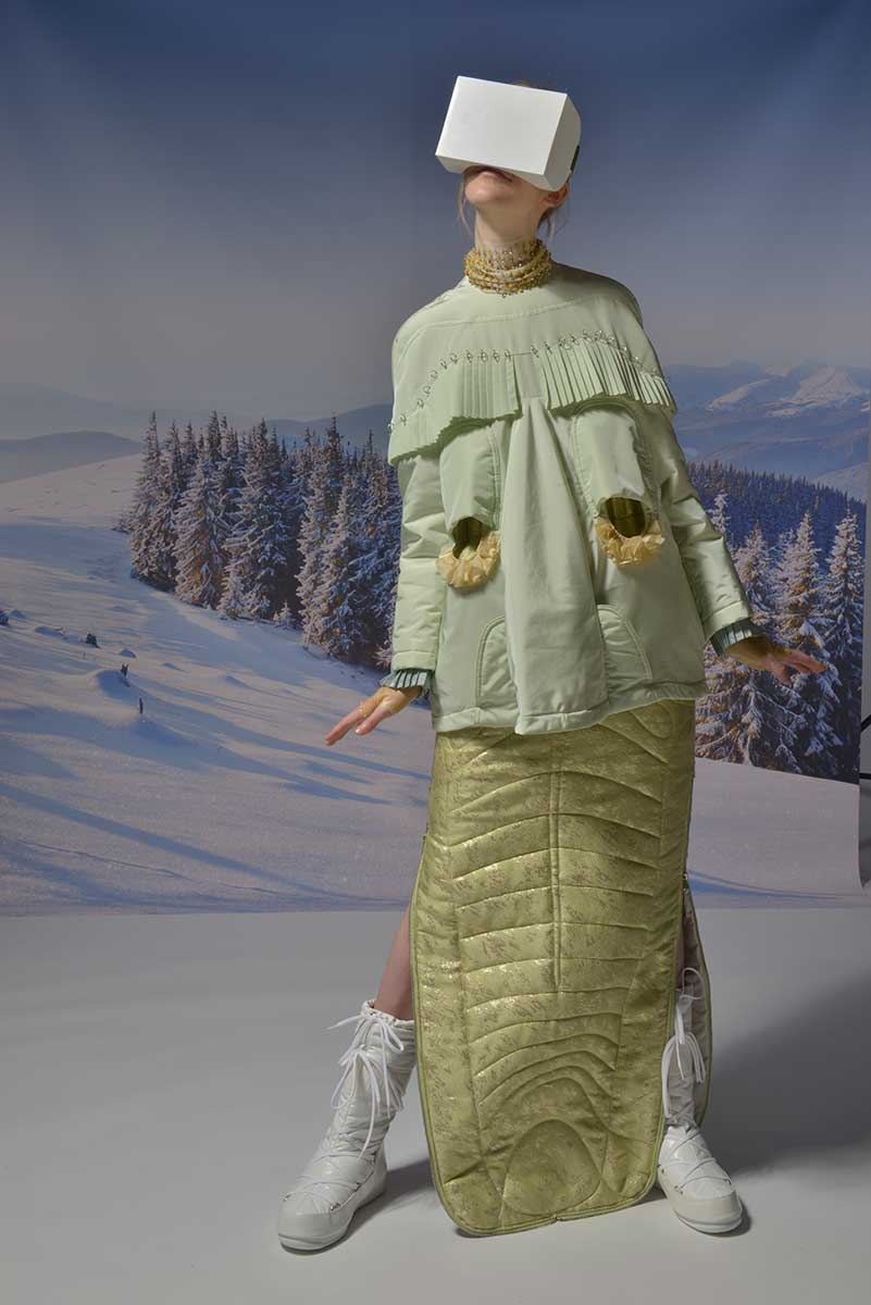 Untitled ski collection, 2014
